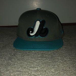 Montreal Expos Snapback Hat - MLB